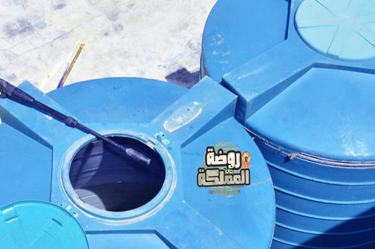 شركة تنظيف خزانات بمحايل عسير